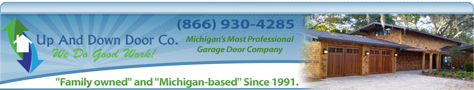 Michigan garage door repair service canton ann arbor for Ann arbor garage door repair